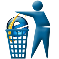 IE6 is binned by Google