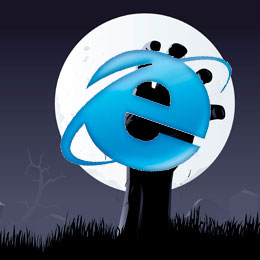 IE6 won't die!