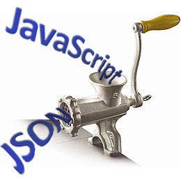 JavaScript JSON serialization