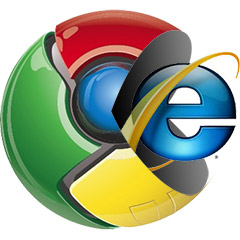 Google Chrome Angle Competition to Microsoft