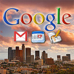 LA Google Applications
