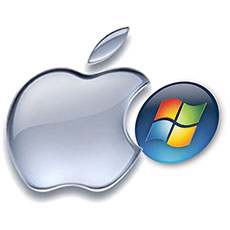 Apple Windows 7