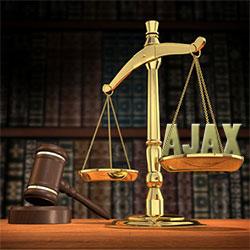 Eolas AJAX patent