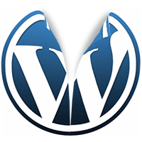 split WordPress content