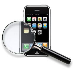 identify iPhone