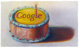 Google 12th Birthday