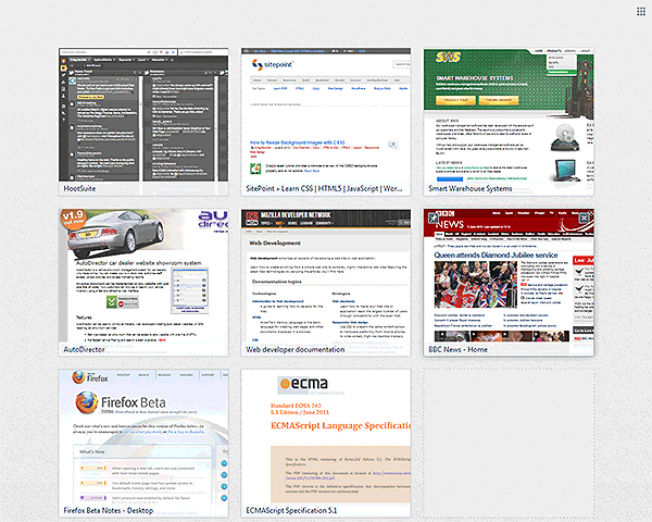 What's New in Firefox 13 — SitePoint
