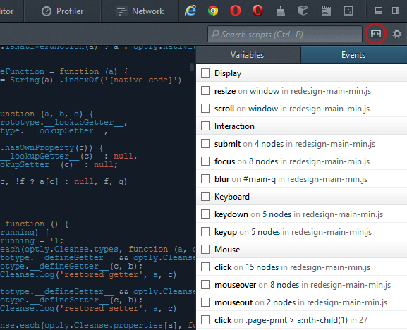 how to close current tab in firefox using javascript