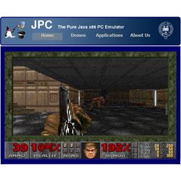 JPC Java x86 emulator