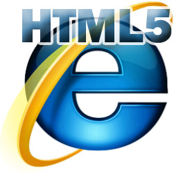 IE HTML5