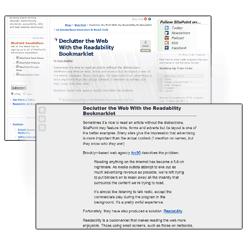 Arc90 Readability