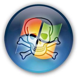 Windows 7 pirated