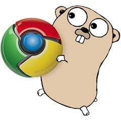 Google Go Gopher mascot