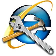 fixing IE