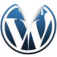 split WordPress content