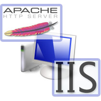 Apache IIS same PC