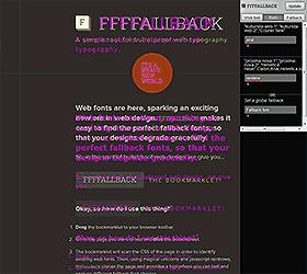 FFFFallback screenshot